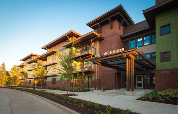 Orchards at Orenco, REACH Community Development, US