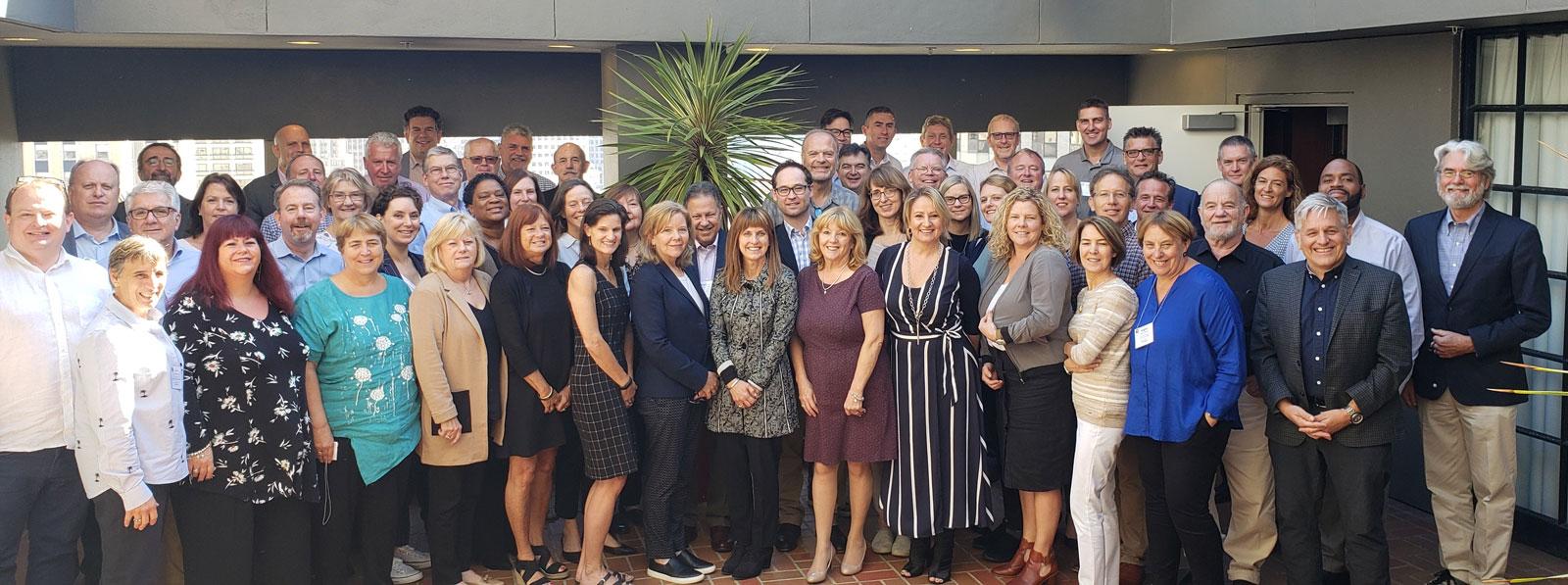 San Francisco Leadership Exchange, 2019